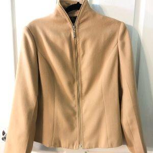 FENDI vintage cashmere camel jacket